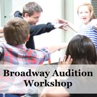 broadway audition workshop